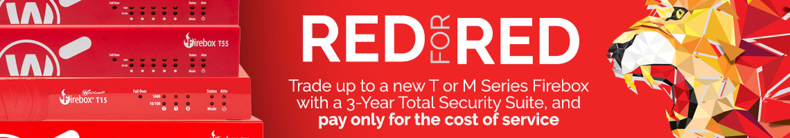 Red For Red Trade Up Promotion